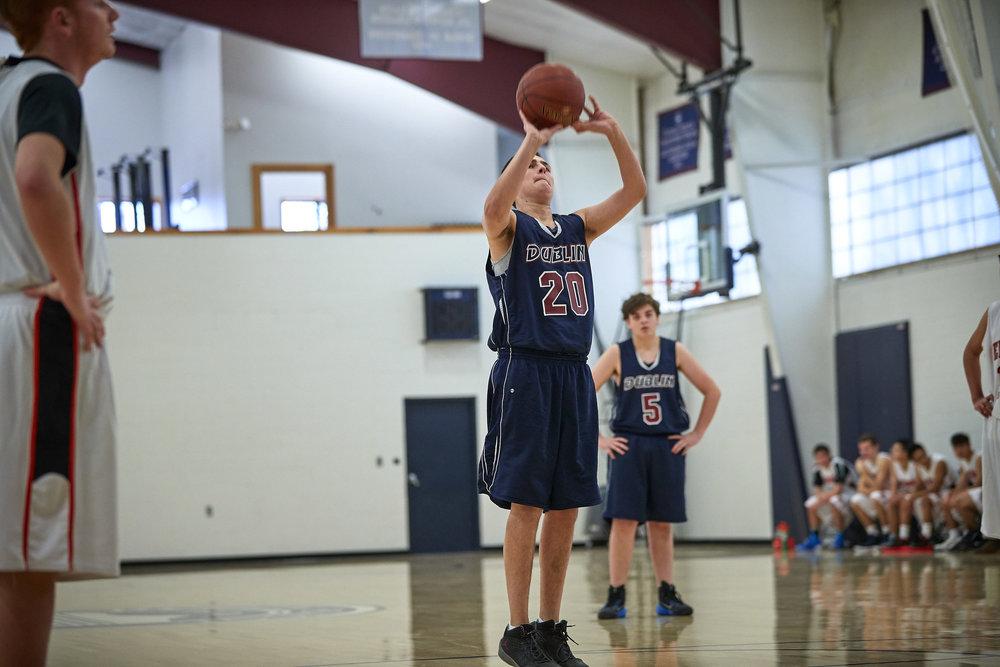 Boys JV Basketball vs. Vermont Academy  - 60253.jpg