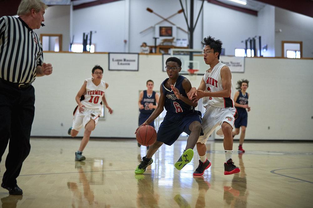 Boys JV Basketball vs. Vermont Academy  - 60273.jpg