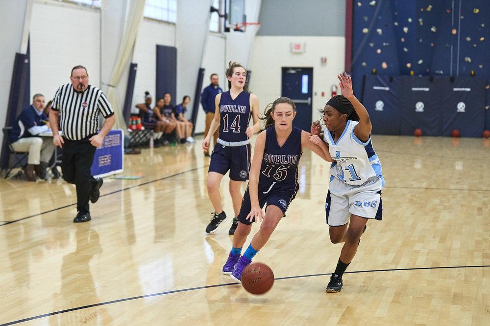 Girls JV Basketball vs. Stoneleigh Burnham School Tournament - January 11, 2017 - 5071019.jpg