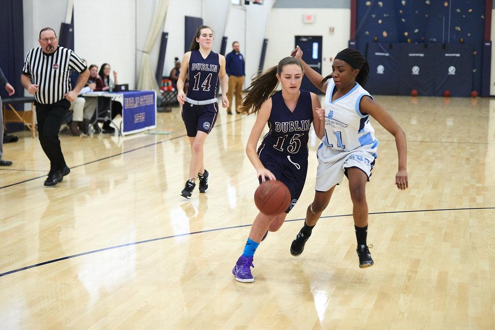 Girls JV Basketball vs. Stoneleigh Burnham School Tournament - January 11, 2017 - 8072020.jpg