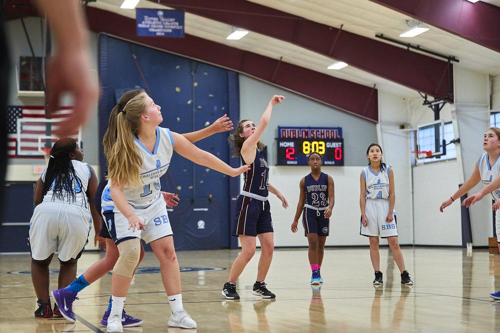 Girls JV Basketball vs. Stoneleigh Burnham School Tournament - January 11, 2017 - 157096044.jpg
