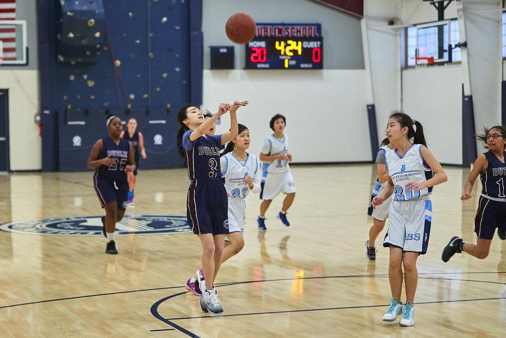 Girls JV Basketball vs. Stoneleigh Burnham School Tournament - January 11, 2017 - 232107055.jpg