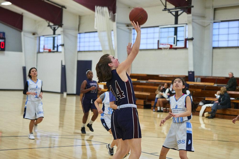 Girls JV Basketball vs. Stoneleigh Burnham School Tournament - January 11, 2017 - 247110058.jpg