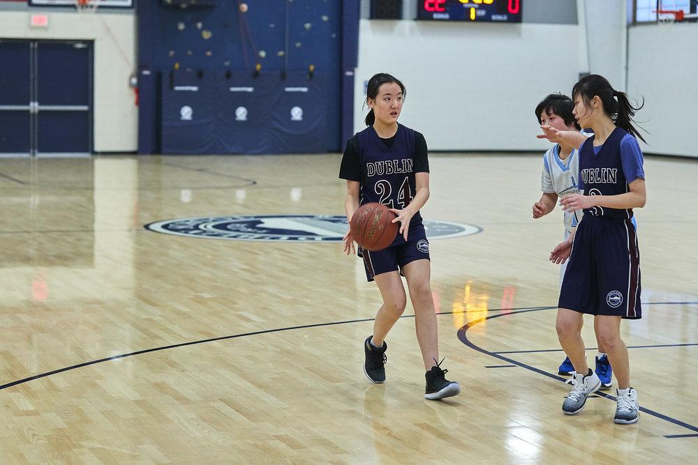 Girls JV Basketball vs. Stoneleigh Burnham School Tournament - January 11, 2017 - 263114062.jpg