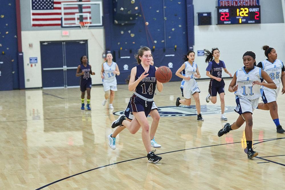 Girls JV Basketball vs. Stoneleigh Burnham School Tournament - January 11, 2017 - 274116064.jpg