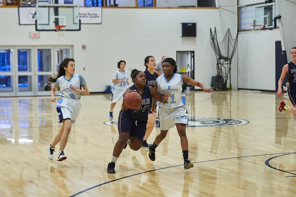 Girls JV Basketball vs. Stoneleigh Burnham School Tournament - January 11, 2017 - 462144092.jpg