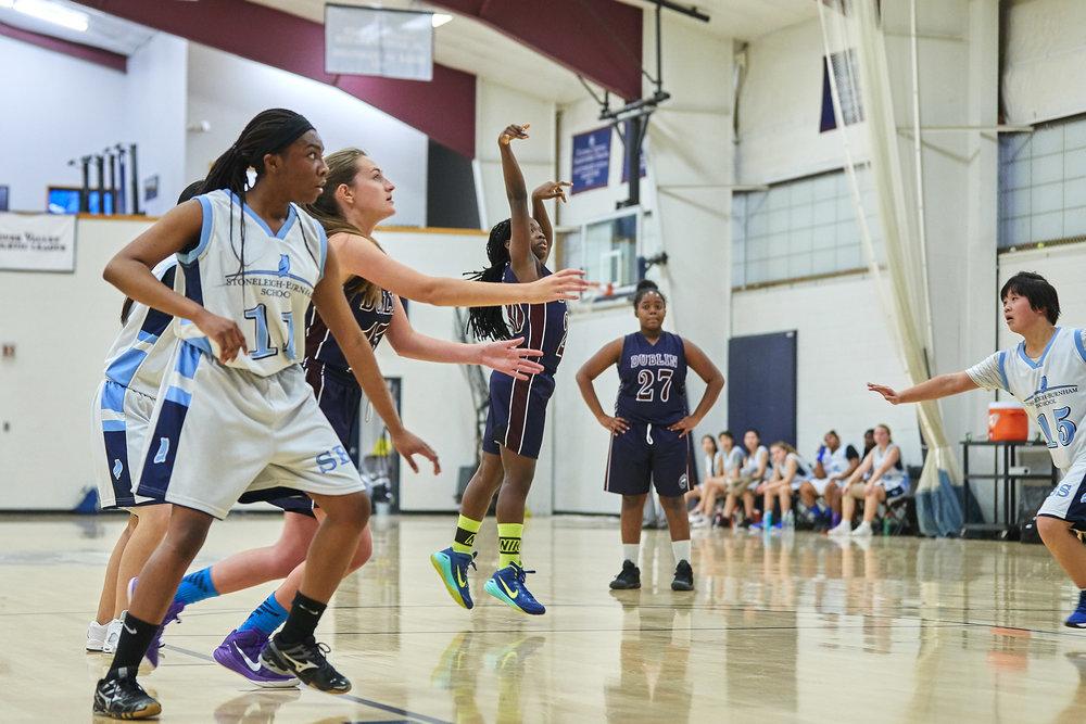 Girls JV Basketball vs. Stoneleigh Burnham School Tournament - January 11, 2017 - 549153101.jpg