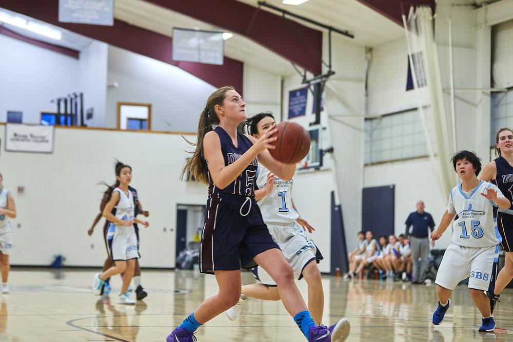 Girls JV Basketball vs. Stoneleigh Burnham School Tournament - January 11, 2017 - 610159107.jpg