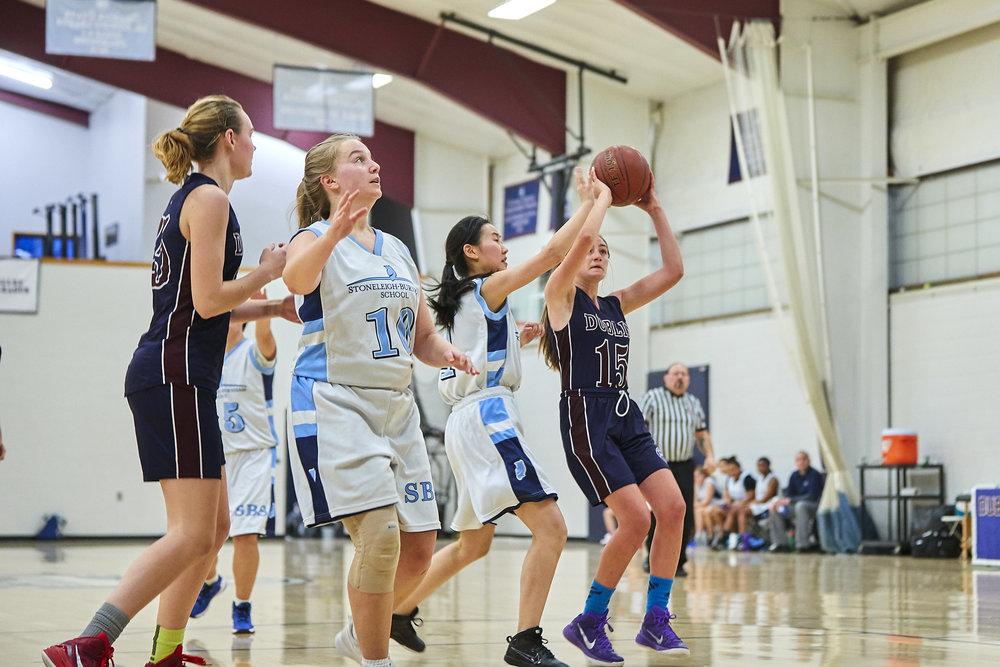 Girls JV Basketball vs. Stoneleigh Burnham School Tournament - January 11, 2017 - 648161109.jpg