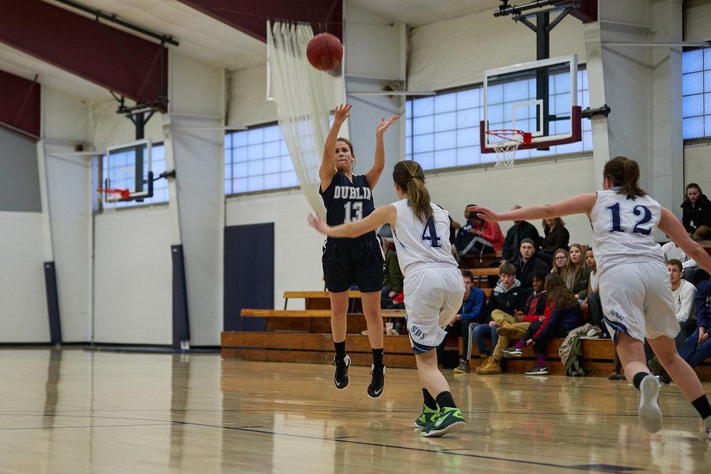 Girls Varsity Basketball vs. Stoneleigh Burnham School - January 14, 2017 - 816190130.jpg