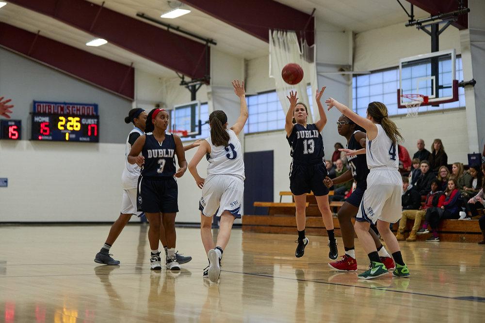 Girls Varsity Basketball vs. Stoneleigh Burnham School - January 14, 2017 - 855198138.jpg