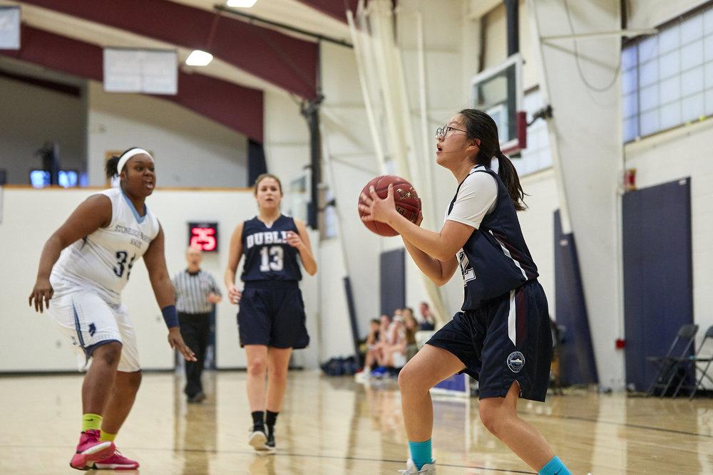 Girls Varsity Basketball vs. Stoneleigh Burnham School - January 14, 2017 - 932207147.jpg