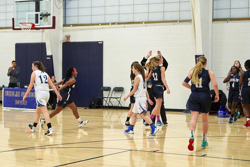 Girls Varsity Basketball vs. Stoneleigh Burnham School - January 14, 2017 - 1009168153.jpg