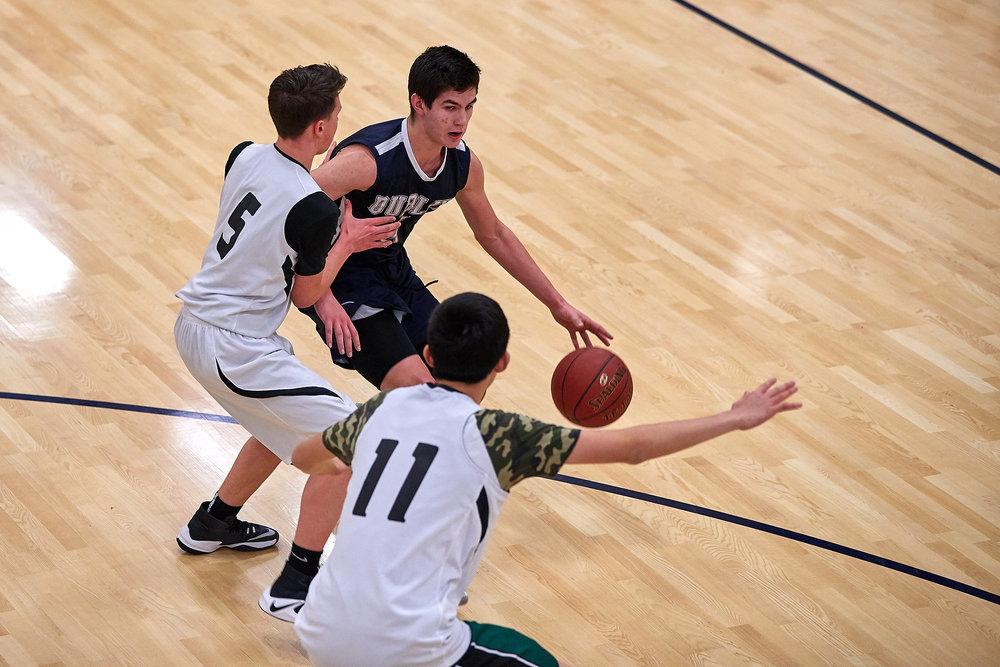 Boys Varsity Basketball vs. Putney School  - January 23, 2017 -  9983.jpg