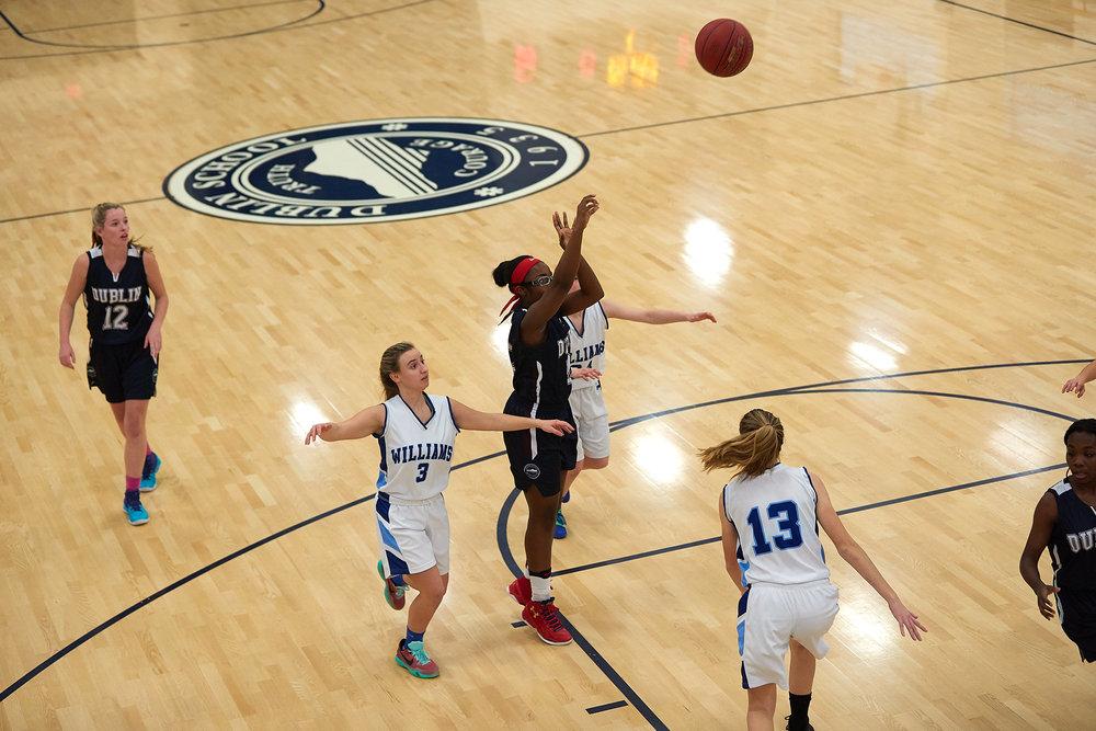 Girls Varsity Basketball vs. The Williams School  - January 27, 2017 -  12501.jpg
