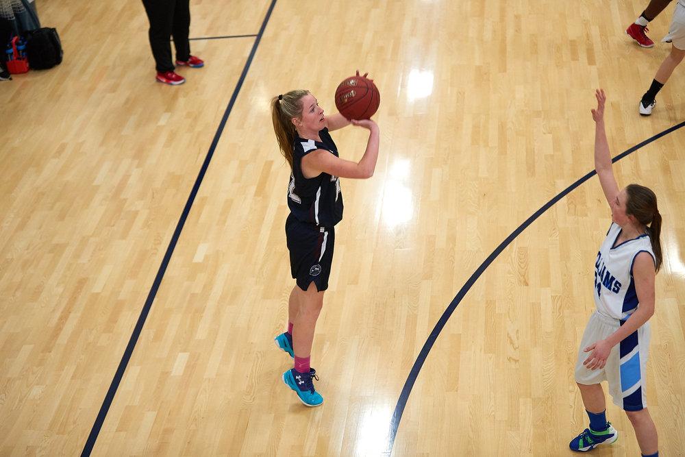 Girls Varsity Basketball vs. The Williams School  - January 27, 2017 -  12522.jpg