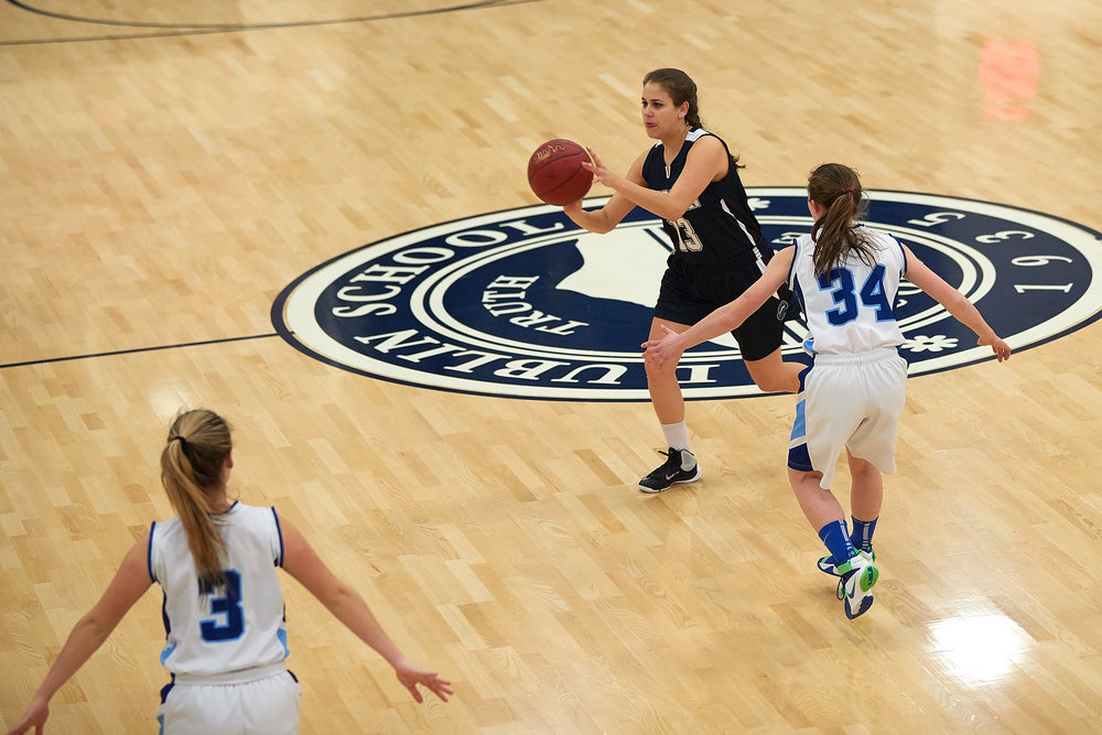 Girls Varsity Basketball vs. The Williams School  - January 27, 2017 -  12526.jpg