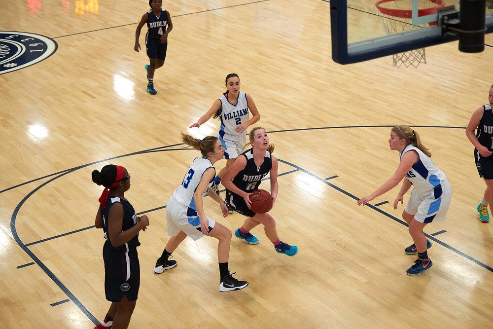 Girls Varsity Basketball vs. The Williams School  - January 27, 2017 -  12531.jpg