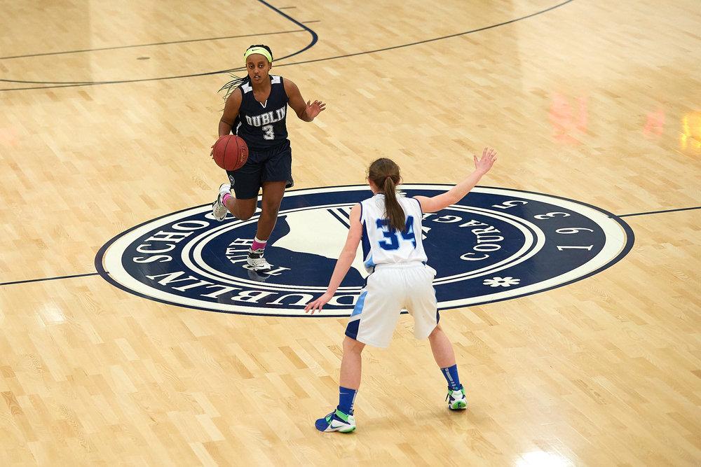Girls Varsity Basketball vs. The Williams School  - January 27, 2017 -  12540.jpg