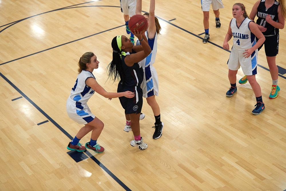 Girls Varsity Basketball vs. The Williams School  - January 27, 2017 -  12565.jpg