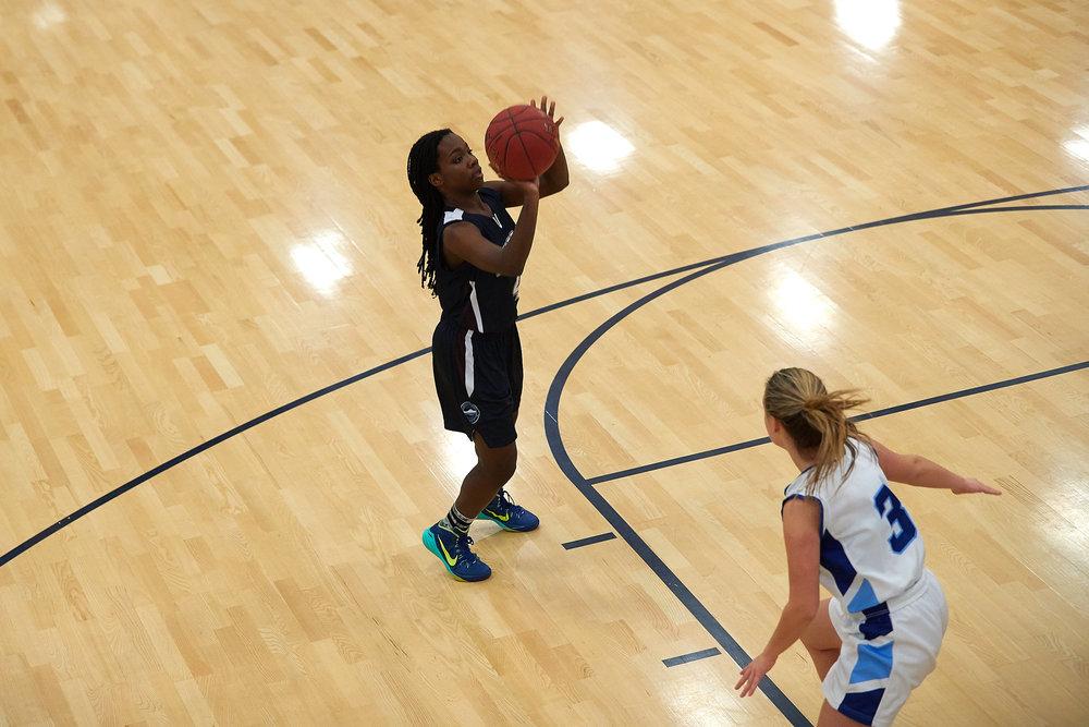 Girls Varsity Basketball vs. The Williams School  - January 27, 2017 -  12598.jpg