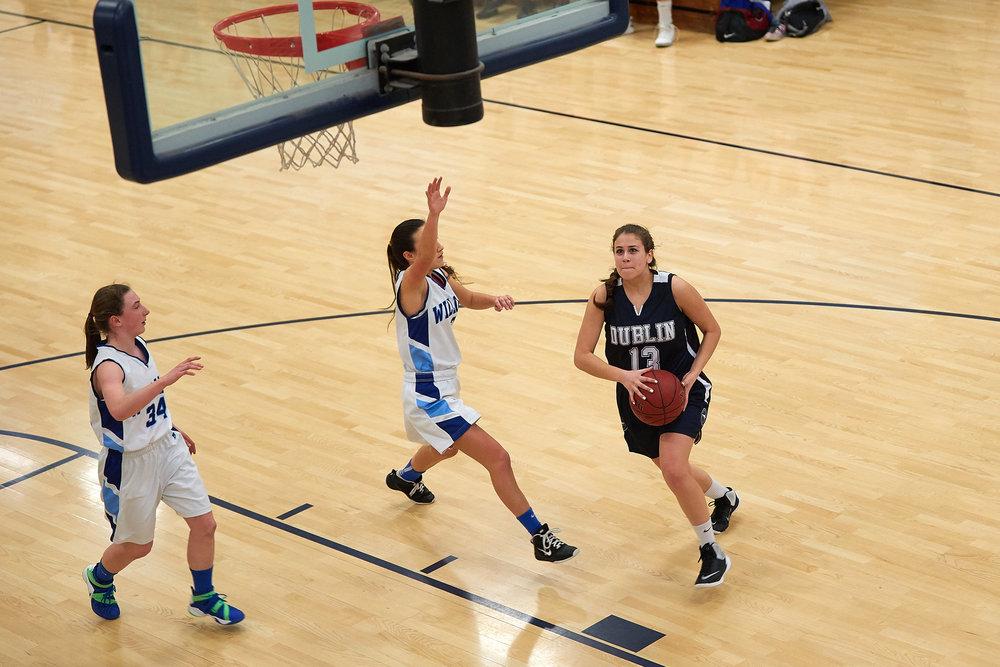 Girls Varsity Basketball vs. The Williams School  - January 27, 2017 -  12622.jpg