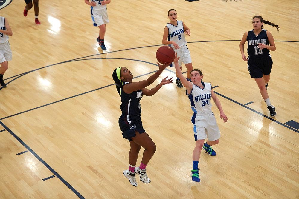 Girls Varsity Basketball vs. The Williams School  - January 27, 2017 -  12630.jpg