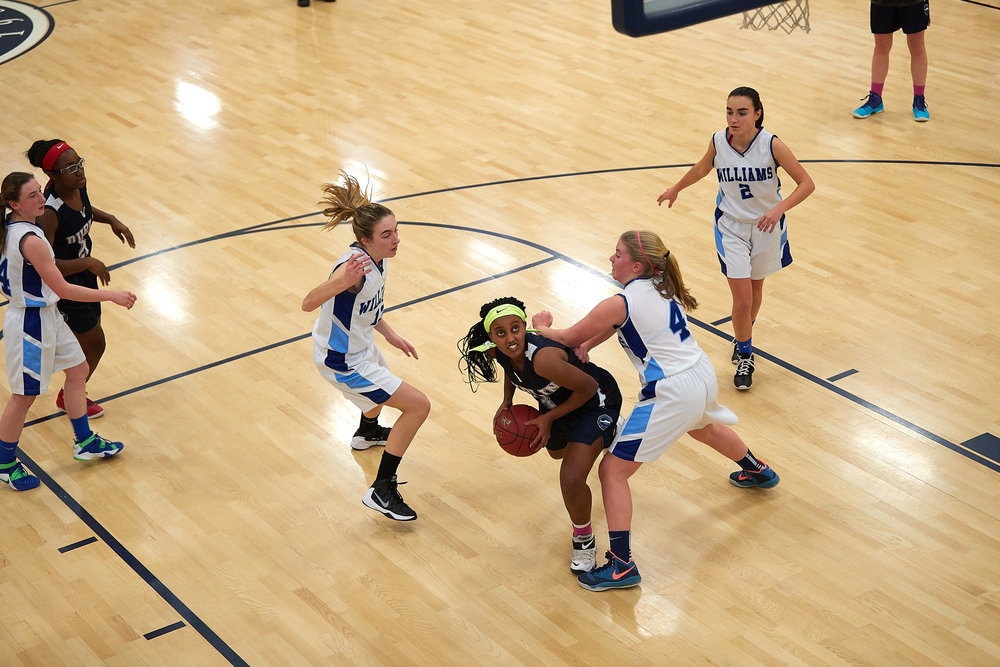 Girls Varsity Basketball vs. The Williams School  - January 27, 2017 -  12638.jpg