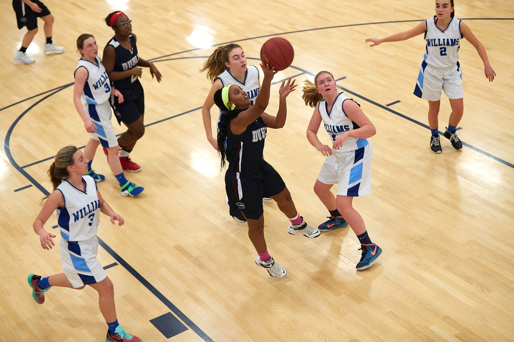 Girls Varsity Basketball vs. The Williams School  - January 27, 2017 -  12644.jpg