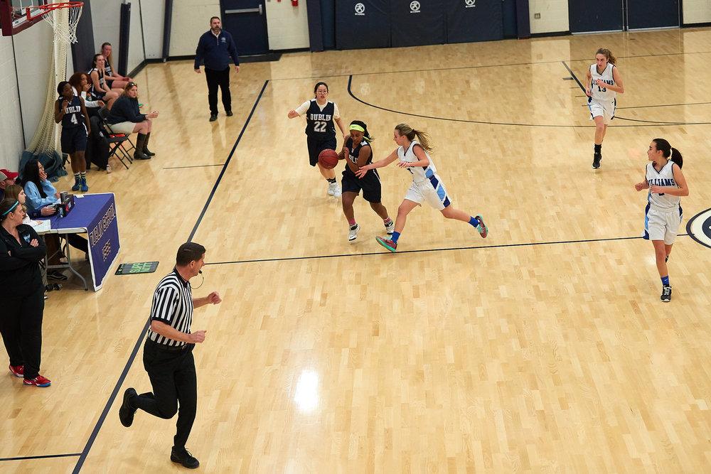 Girls Varsity Basketball vs. The Williams School  - January 27, 2017 -  12667.jpg