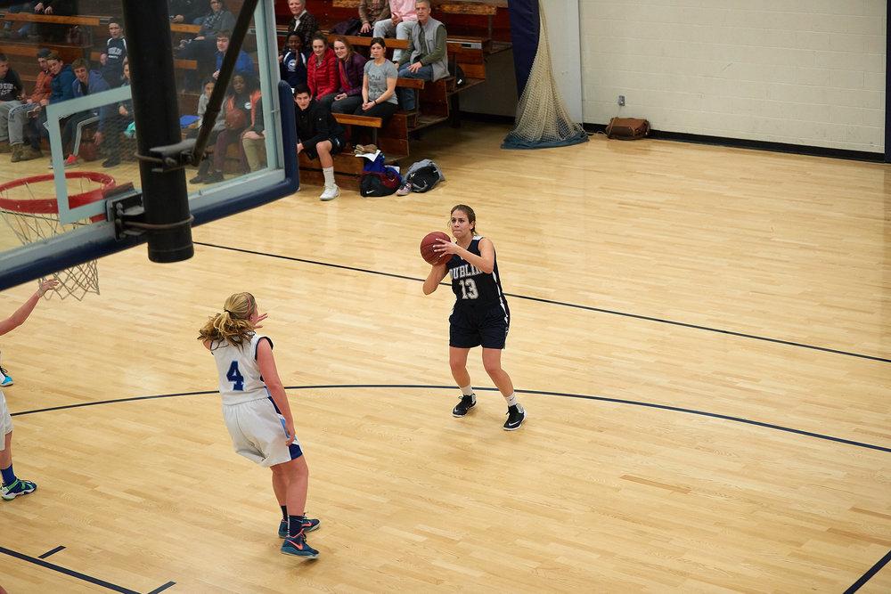 Girls Varsity Basketball vs. The Williams School  - January 27, 2017 -  12699.jpg