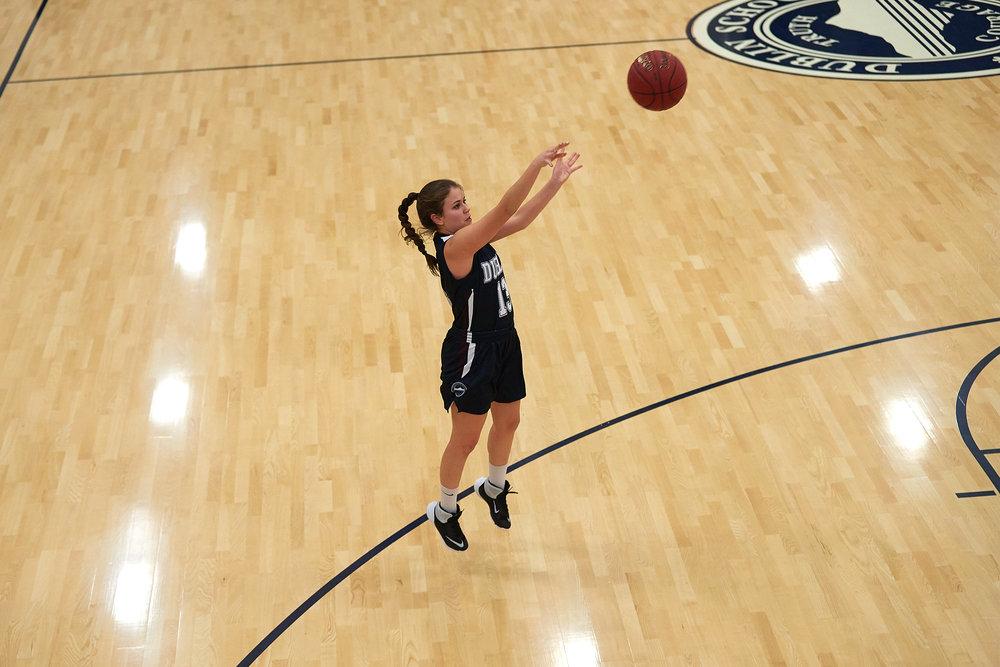 Girls Varsity Basketball vs. The Williams School  - January 27, 2017 -  12712.jpg