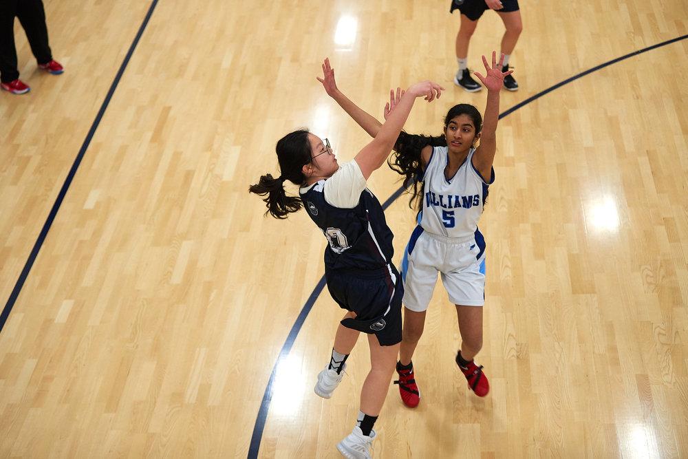 Girls Varsity Basketball vs. The Williams School  - January 27, 2017 -  12713.jpg