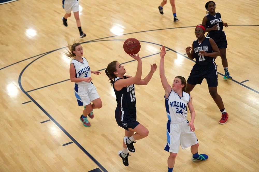 Girls Varsity Basketball vs. The Williams School  - January 27, 2017 -  12726.jpg