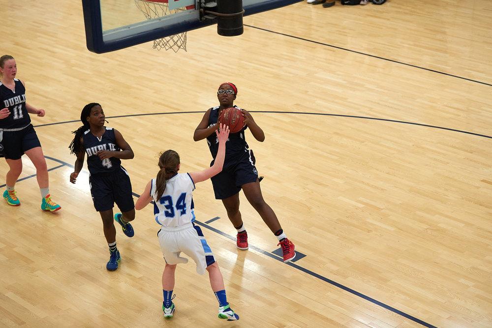 Girls Varsity Basketball vs. The Williams School  - January 27, 2017 -  12735.jpg