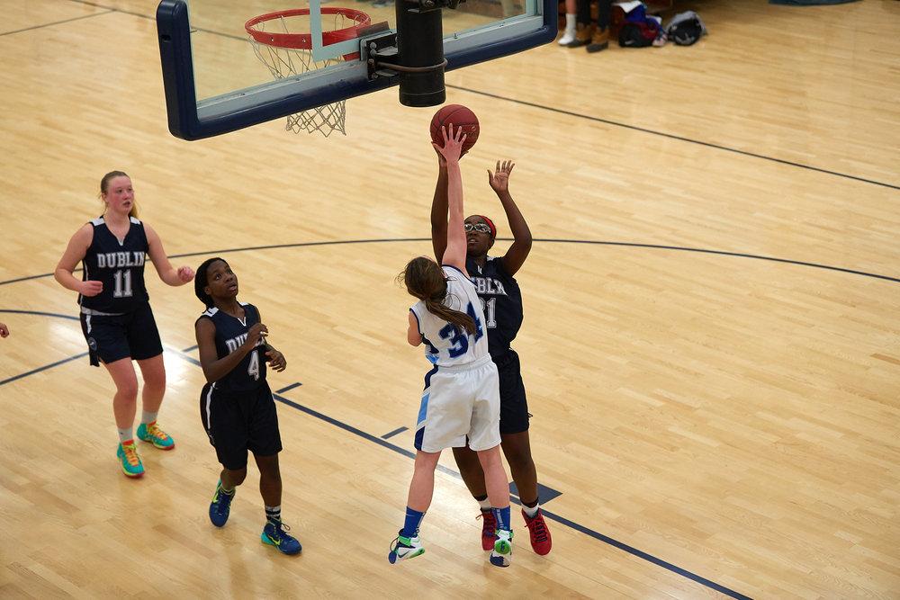Girls Varsity Basketball vs. The Williams School  - January 27, 2017 -  12740.jpg