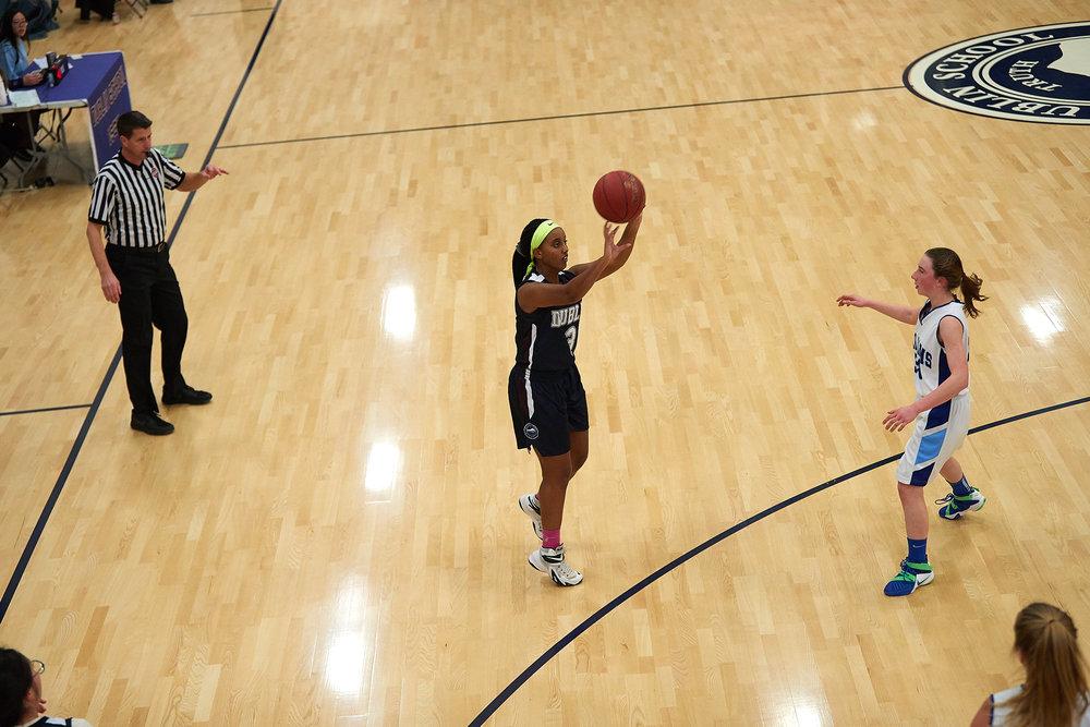 Girls Varsity Basketball vs. The Williams School  - January 27, 2017 -  12799.jpg