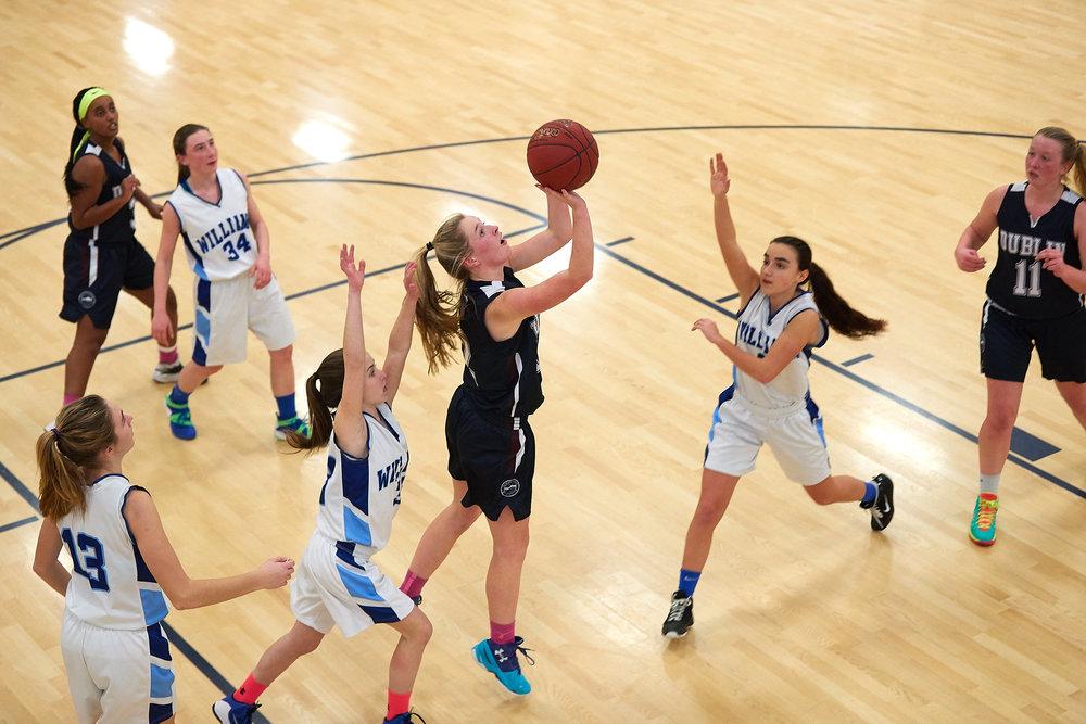 Girls Varsity Basketball vs. The Williams School  - January 27, 2017 -  12828.jpg