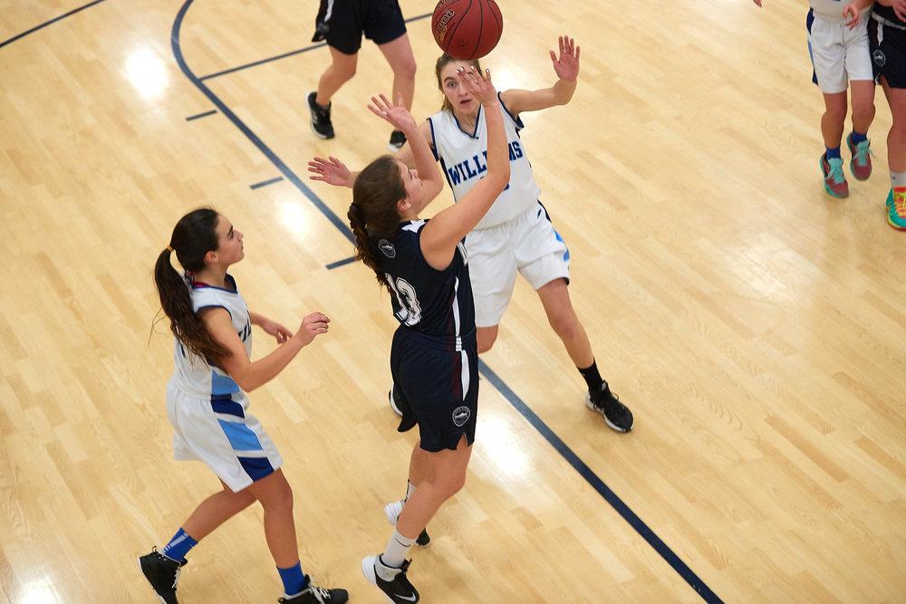 Girls Varsity Basketball vs. The Williams School  - January 27, 2017 -  12832.jpg