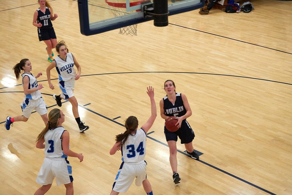 Girls Varsity Basketball vs. The Williams School  - January 27, 2017 -  12856.jpg