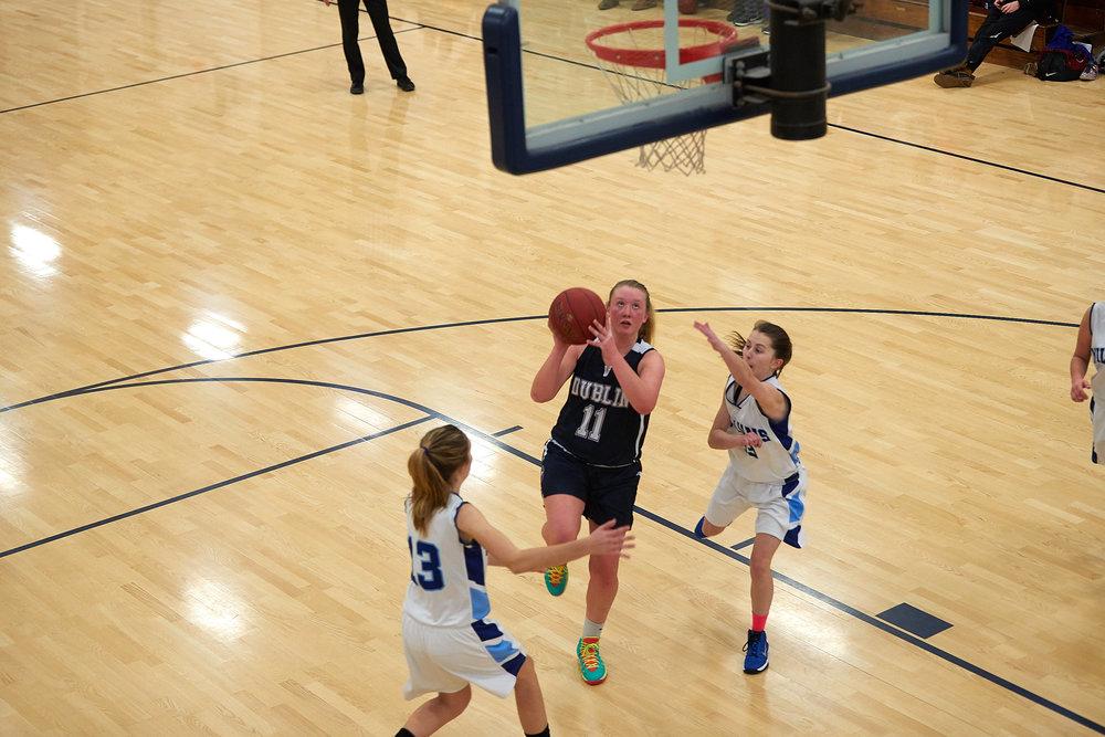 Girls Varsity Basketball vs. The Williams School  - January 27, 2017 -  12863.jpg