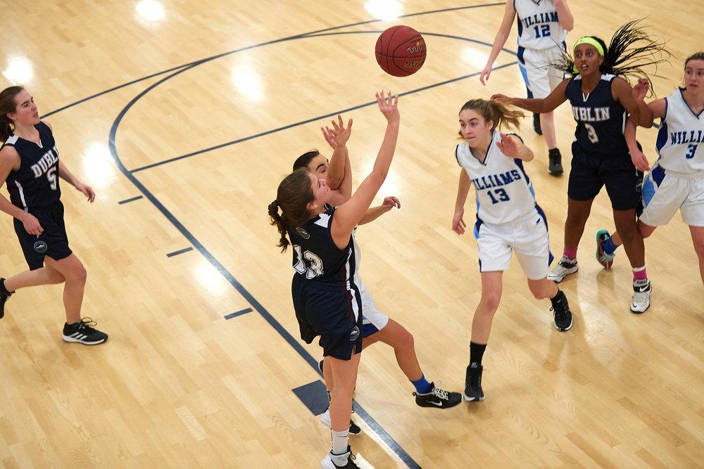 Girls Varsity Basketball vs. The Williams School  - January 27, 2017 -  12871.jpg