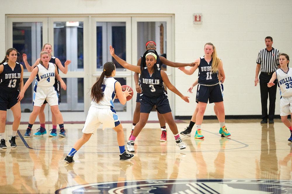 Girls Varsity Basketball vs. The Williams School  - January 27, 2017 -  12895.jpg