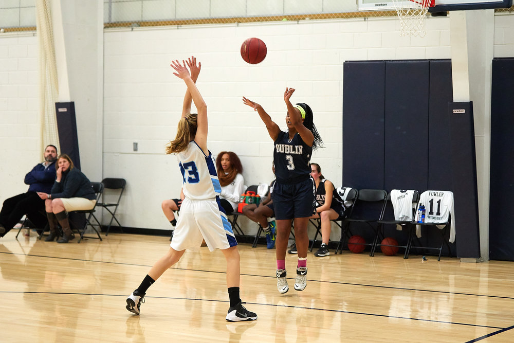 Girls Varsity Basketball vs. The Williams School  - January 27, 2017 -  12908.jpg
