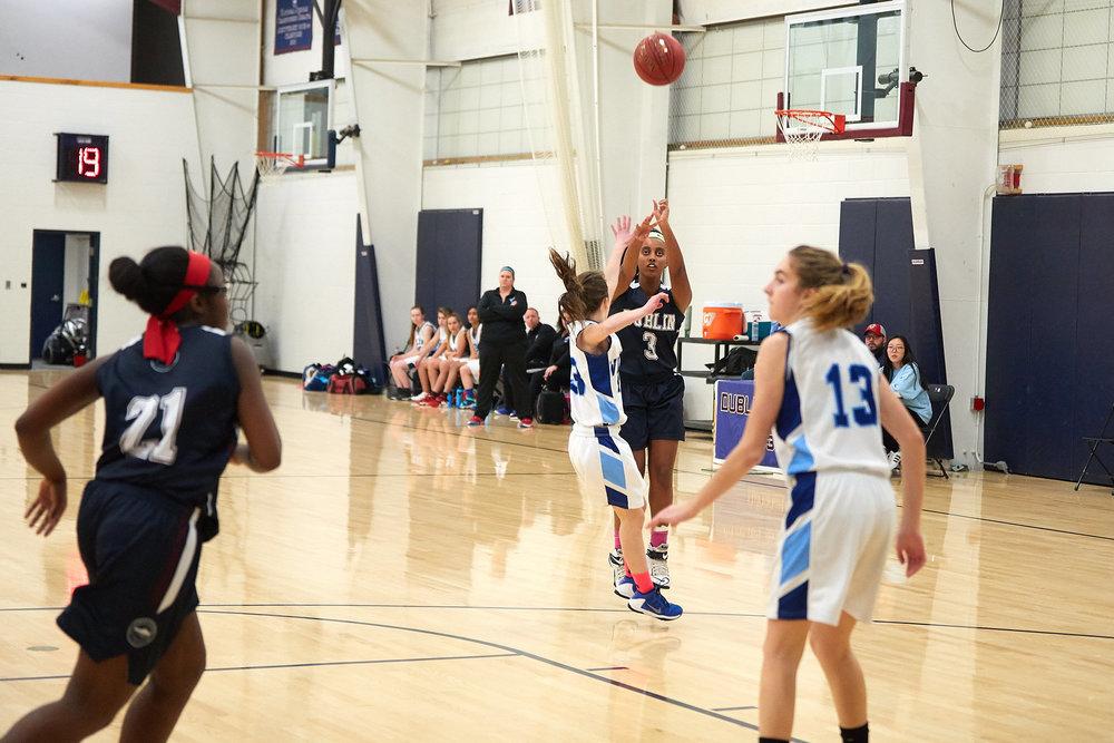 Girls Varsity Basketball vs. The Williams School  - January 27, 2017 -  12914.jpg