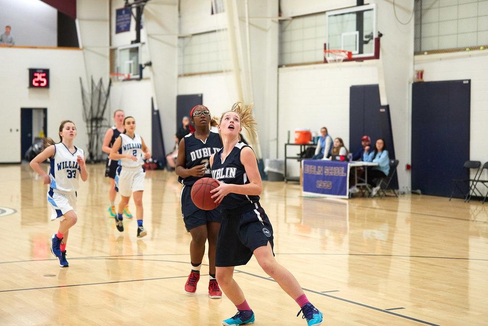 Girls Varsity Basketball vs. The Williams School  - January 27, 2017 -  12929.jpg