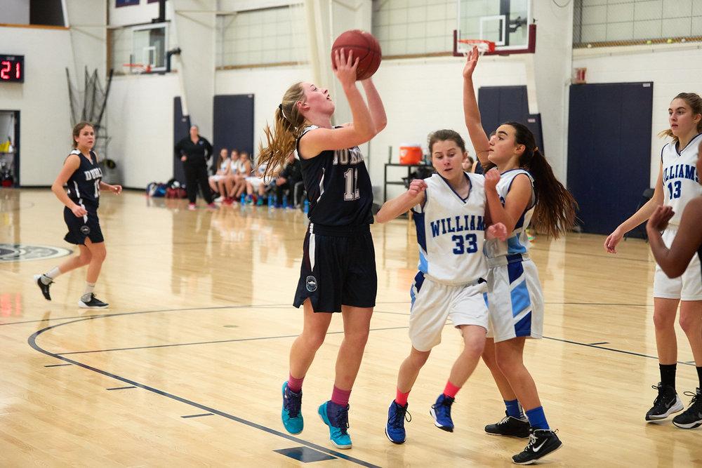 Girls Varsity Basketball vs. The Williams School  - January 27, 2017 -  12970.jpg