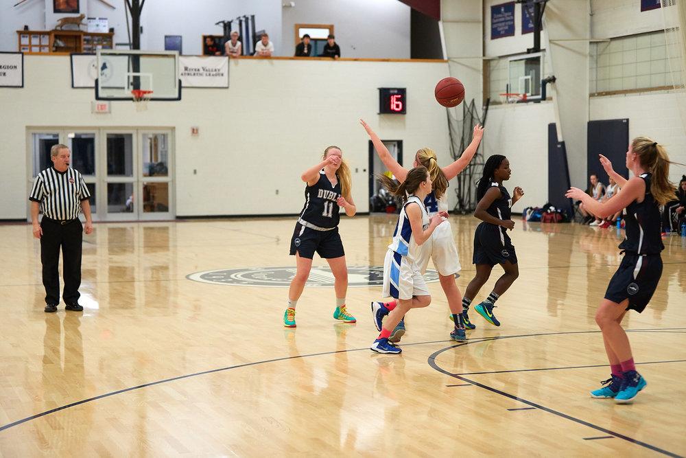 Girls Varsity Basketball vs. The Williams School  - January 27, 2017 -  12992.jpg