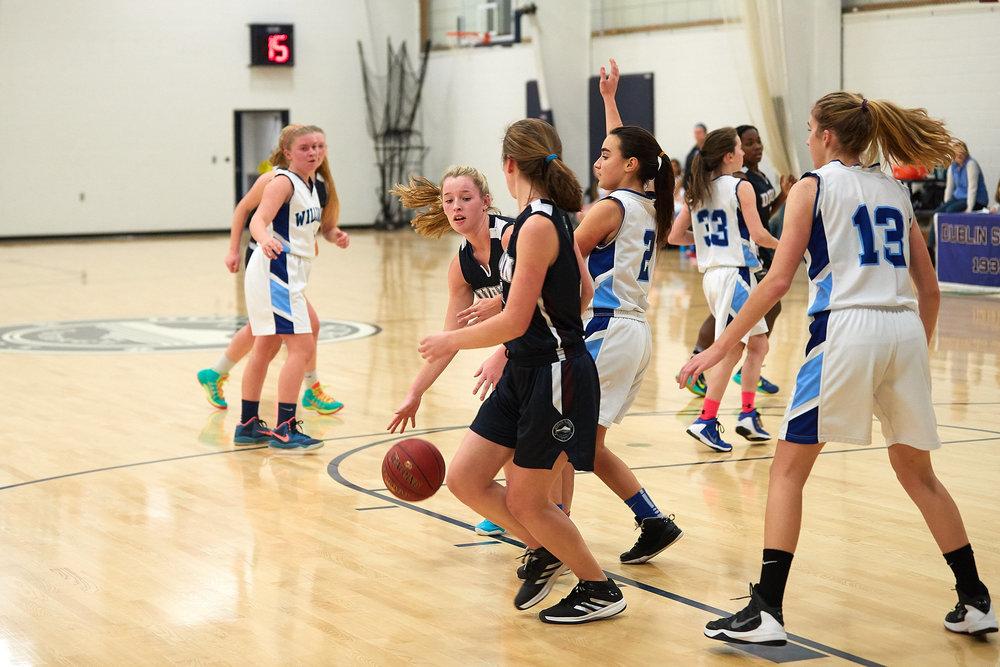 Girls Varsity Basketball vs. The Williams School  - January 27, 2017 -  12993.jpg