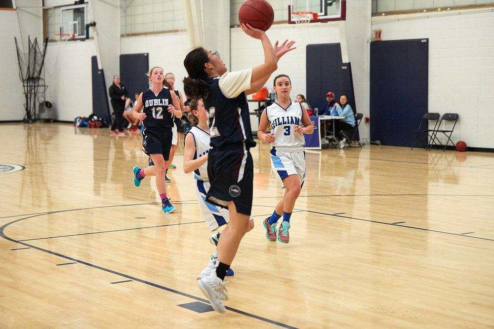 Girls Varsity Basketball vs. The Williams School  - January 27, 2017 -  13009.jpg